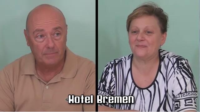 Hotel Bremen: intervista doppia con Maurizio e Magda