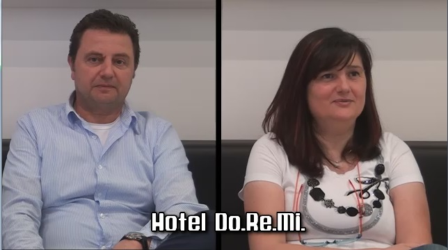 Hotel Do.Re.Mi.: intervista doppia con Valter e Carla