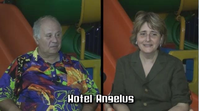 Hotel Angelus: intervista doppia con Elena e Massimo