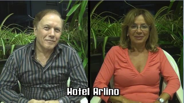 Hotel Arlino: intervista doppia con Luciano e Josiane