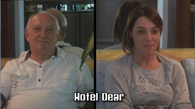 Hotel Dear: intervista doppia con Monica e Tino