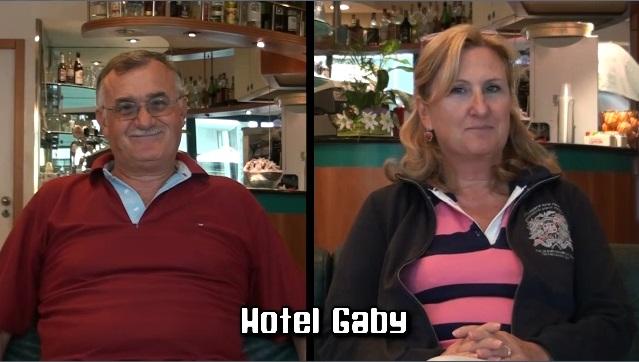 Hotel Gaby: intervista doppia con Paola e Giancarlo