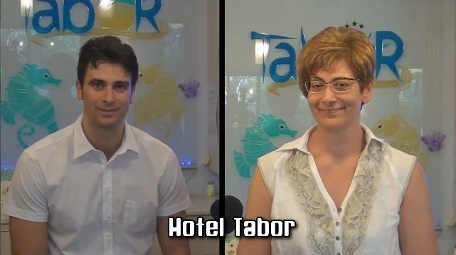 Hotel Tabor: intervista doppia con  Paola e Marco