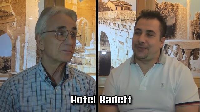Hotel Kadett: intervista doppia con Sandro e Umberto