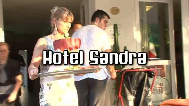 Hotel Sandra: Buon Ferragosto