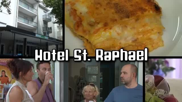Hotel St. Raphael: come a casa