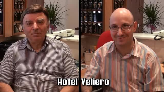 Hotel Veliero: intervista doppia con Luca e Armando
