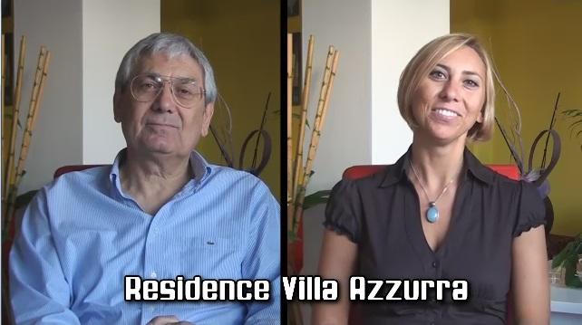 Residence Villa Azzurra: intervista doppia con Claudia e Leandro