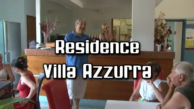 Residence Villa Azzurra: Buon Ferragosto
