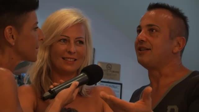 Ivana : vengo dall'estero e per me l'accoglienza è importante!