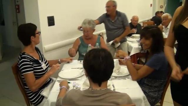 Paola, Simona, Sara, Claudine: giudici per una sera!