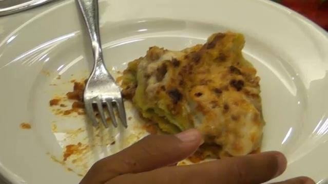 Le lasagne della Carla...sono vere lasagne!