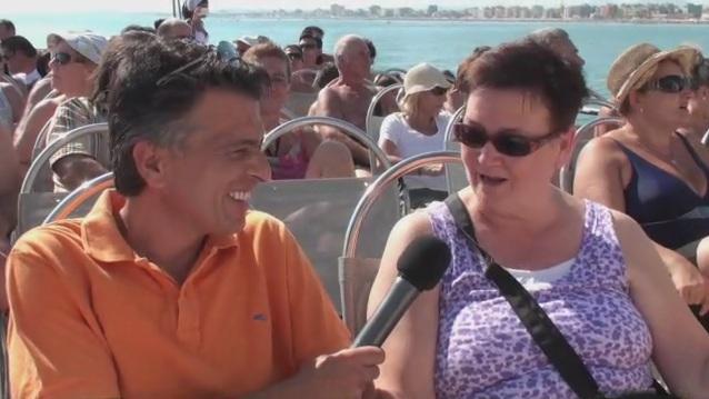 Luciana: per me Ferie è Rimini