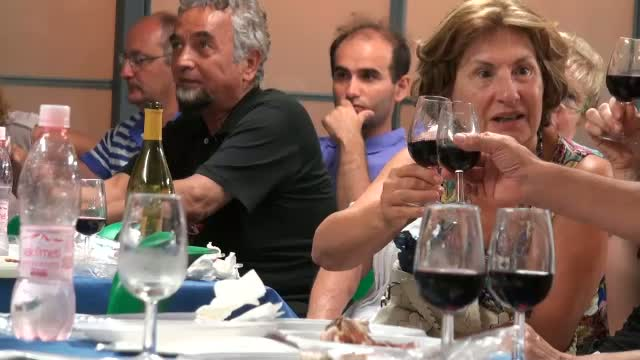 Rimini Tipica: buon vino il sangiovese !