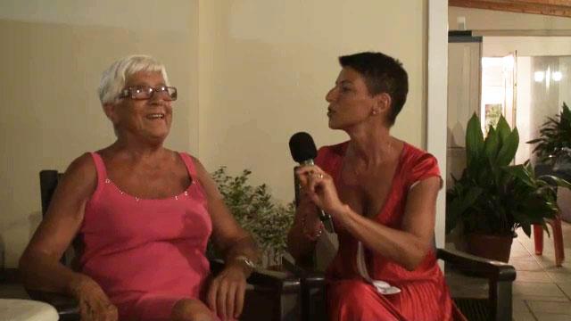 Sandra: 86 anni festeggiati al Kadett!