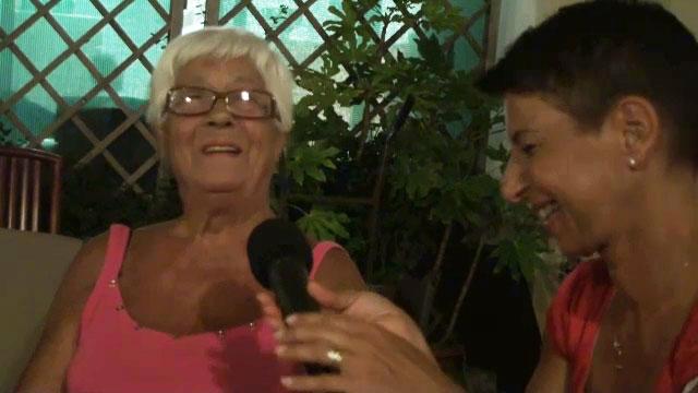 Sandra: la vacanza in salute al Kadett!