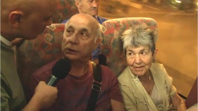 Hotel Tabor: Giancarlo si è portato i suoi vicini di casa!